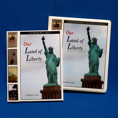 Our Land of Liberty  Combination Set
