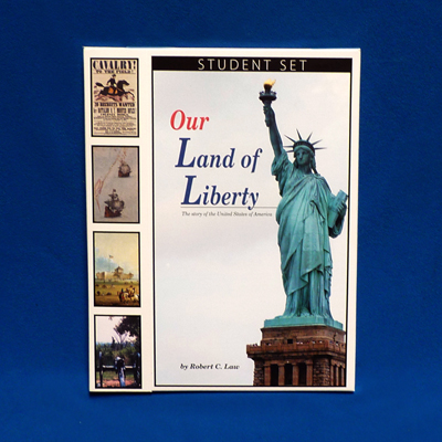 Our Land of Liberty  US History Student Set